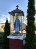 玛丽亚圣徒 库存照片