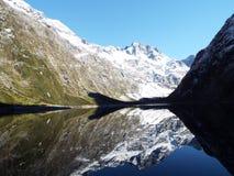玛丽亚湖 免版税库存照片