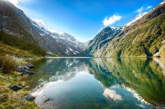 玛丽亚的湖 库存图片