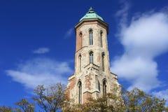 玛丽亚马格达莱纳教会 库存图片