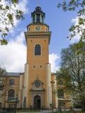 玛丽亚马格达莱纳教会 免版税库存图片