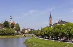 玛丽亚Himmelfahrt教会 库存照片