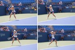 玛丽亚Sharapova 免版税图库摄影
