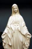 玛丽圣徒雕象 图库摄影