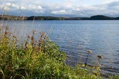 玛丽湖汉茨维尔安大略加拿大 免版税图库摄影