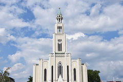 玛丽的最纯净的心脏的教会 库存照片