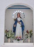 玛丽贞女 库存图片