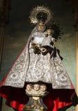 玛丽贞女 库存照片