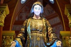 玛丽(耶稣的母亲)宣武门天主堂的 库存照片