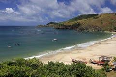 玛格丽塔海滩 免版税库存图片