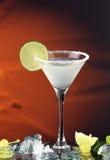 玛格丽塔酒红色 免版税库存图片
