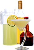 玛格丽塔酒 免版税库存图片