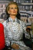 玛格丽特希尔达撒切尔,撒切尔男爵夫人, 免版税库存照片