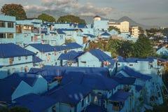 玛琅市在星期五早晨 库存照片