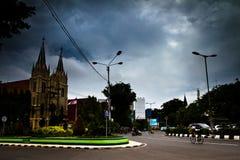 玛琅,印度尼西亚 免版税库存图片