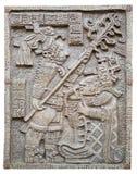玛雅人装饰品 免版税库存图片