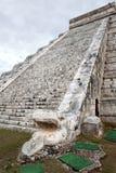 玛雅的结构 免版税库存照片