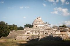 玛雅风景 免版税库存照片