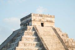 玛雅风景 免版税库存图片