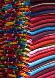 玛雅10条的毯子 库存图片