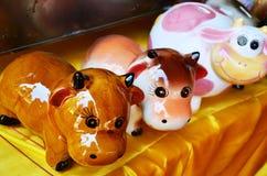 陶瓷玩偶 免版税库存照片