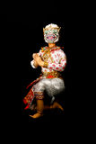 玩偶hanuman泰国 免版税库存照片