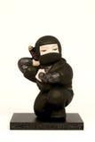 玩偶ninja 免版税库存图片