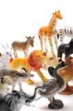 玩具动物 免版税库存图片