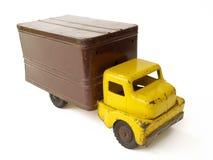 玩具卡车葡萄酒 免版税库存图片