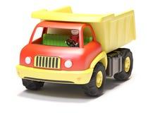 玩具卡车 皇族释放例证