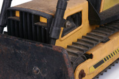 玩具卡车 免版税图库摄影