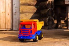 玩具卡车 库存图片