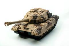 玩具坦克 图库摄影