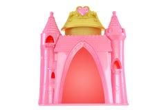 玩具城堡 免版税库存图片