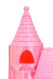 玩具城堡 库存照片