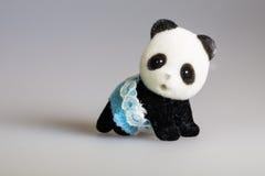 玩具小熊猫 库存图片