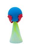 玩具微笑 免版税库存图片