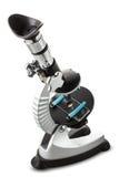 玩具显微镜 免版税库存照片