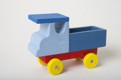 玩具木头 免版税库存照片