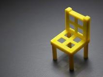玩具椅子 库存图片
