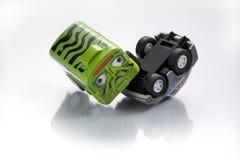 玩具汽车易碎 库存图片