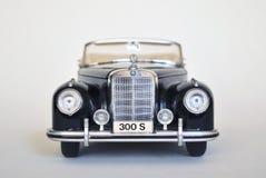 玩具汽车模型奔驰车300S 1955年 免版税库存图片