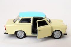 玩具汽车模型 免版税库存图片