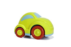 玩具汽车的宏观射击 库存照片