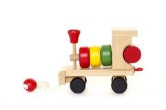 玩具火车 库存照片