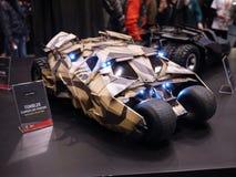 玩具灵魂2015年Batmobile 免版税图库摄影