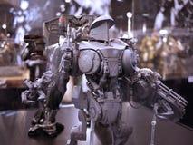 玩具灵魂2015年Robocop 2凯因 库存图片