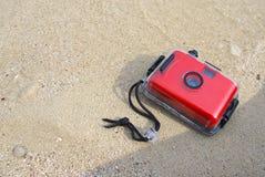 玩具照相机 免版税库存照片