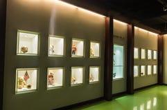 玩具熊博物馆在中国 免版税库存照片
