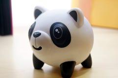 玩具熊猫 免版税库存照片